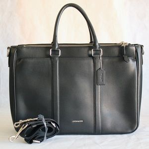 Coach Metropolitan Leather Briefcase